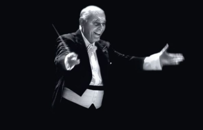 Sir Georg Solti, Foto: Jim Steere / Decca