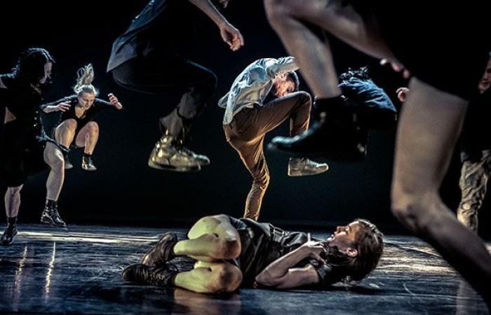 What the body does not remember, Wim Vandekeybus – Ultima Vez (BE), © Foto: Danny Willems